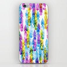 Tribal CMYK iPhone & iPod Skin