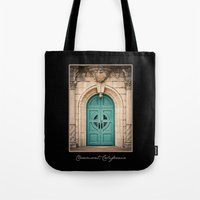 pony Tote Bags featuring Pretty Pony by Sparrow House Photography
