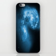 Blue Galaxy iPhone & iPod Skin