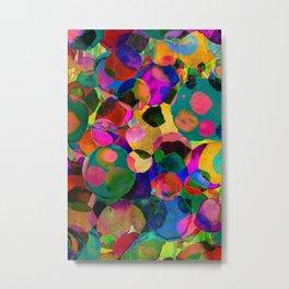 Rainbow Spot Metal Print