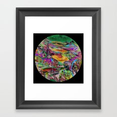 Dream Orb Framed Art Print