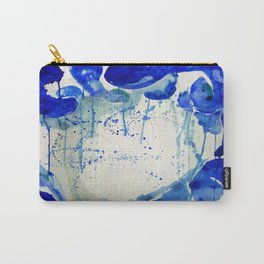 All blue everything Carry-All Pouch
