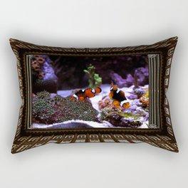 Skyquarium Rectangular Pillow