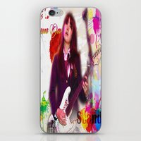 scandal iPhone & iPod Skins featuring Scandal Baby by Don Kuing