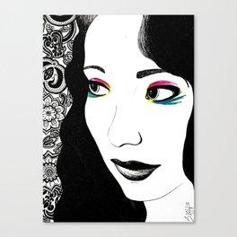Pavlov's Daughter Canvas Print