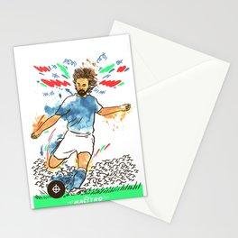 Andrea Pirlo The Maestro Stationery Cards