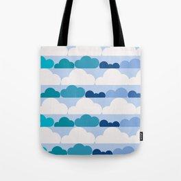 Simply Clouds Tote Bag
