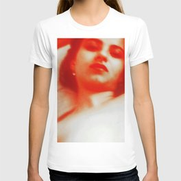 紅白 - Red and white T-shirt