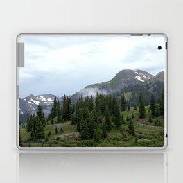 Road to Black Bear Pass, elevation 12,840 feet Laptop & iPad Skin