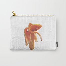 Golg Fish banana Carry-All Pouch