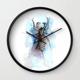 Vinegaroon Wall Clock