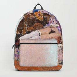 Mariano Fortuny - Carmen Bastian - Digital Remastered Edition Backpack
