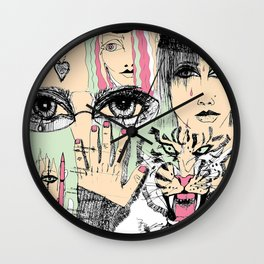 It all meant nothing ??? Wall Clock