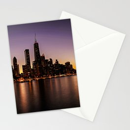 Chicago Skyline - new! Stationery Cards