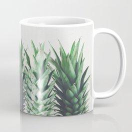 Pineapple Leaves Coffee Mug