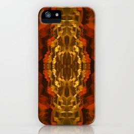 Drets O'Rangus (City Hall) Multiplied No.1 iPhone Case
