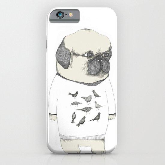 kinotto pug iPhone & iPod Case