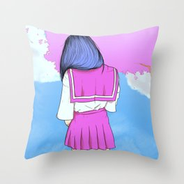 Japo Throw Pillow