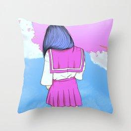 Japo Throw Pillow
