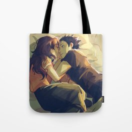 I hear your voice Tote Bag