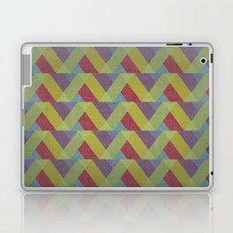 Ribbon Geometry Laptop & iPad Skin