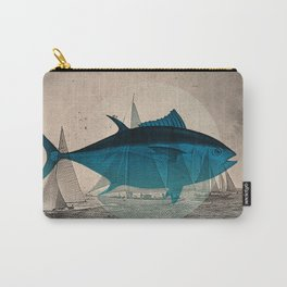 Northern Bluefin Carry-All Pouch