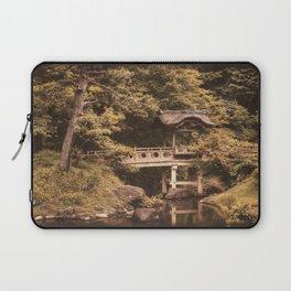 Oriental Garden Laptop Sleeve