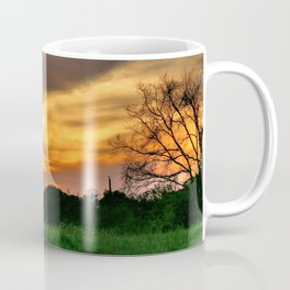 April East Texas Sunset Coffee Mug