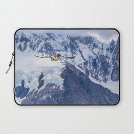 Austral Patagonian Bird Flying Laptop Sleeve