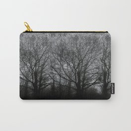 The trees of the mind are black. ' Carry-All Pouch