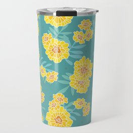 Marigold Disco Travel Mug