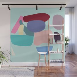bubble Wall Mural