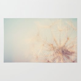 dandelion dreams .... Rug