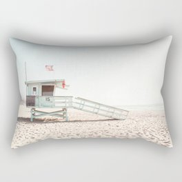 Somewhere in Cali Rectangular Pillow