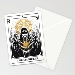 The Magician Stationery Cards
