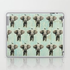 friends for life wall paper Laptop & iPad Skin