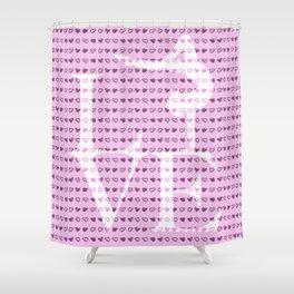 Love Gymnastics - Pink Shower Curtain