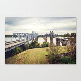 Vicksburg Mississippi Canvas Print