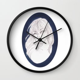 Gentle Wall Clock