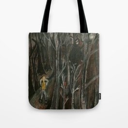 The Dreams Interpreted Tote Bag