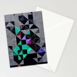 irony analyg Stationery Cards