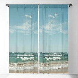 The Ocean of Joy Blackout Curtain