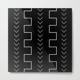 Pattern #6 Metal Print