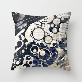 BK ASBSTRAKT 2 Throw Pillow