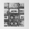 Something Nostalgic - black and white #decor #buyart #society6 by pivivikstrm