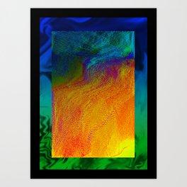 Culuz (pt III) Art Print