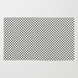 Duffel Bag Polka Dots Rug