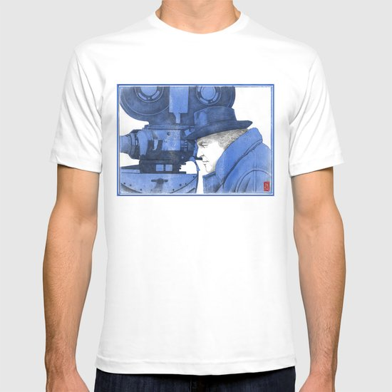 "Fellini ""blue"" T-shirt"