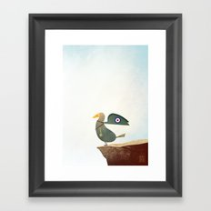 First Flight Framed Art Print