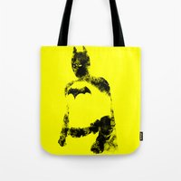 bats Tote Bags featuring Bats!! by Darthdaloon